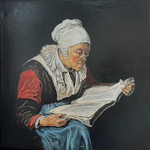 Oude Vrouw